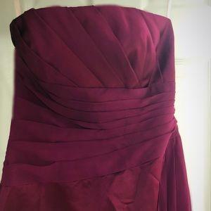 Beautiful David's bridal dress!! 😍😍😍